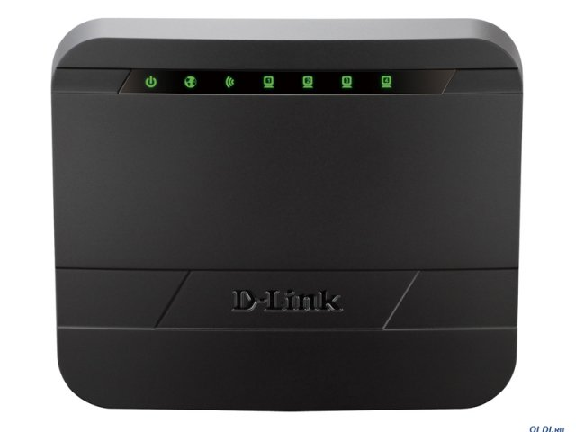 D-Link Маршрутизатор